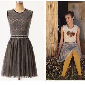Anthropologie Dulcie Dress